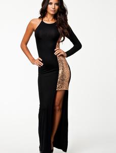 Sparkle maxi dress