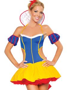 Snow white kostuum