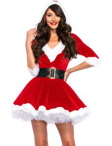 Kerst tutu jurkje