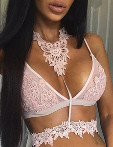 Bralette pink