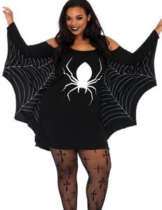Spider kostuum plus size