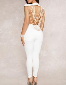 Pearl jumpsuit wit