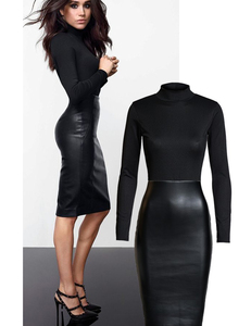 Meghan black dress