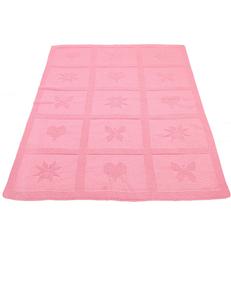 Baby deken roze