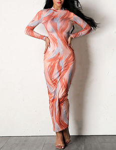 Body paint Kylie dress