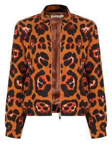Luipaard jasje oranje